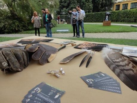 Eventi speciali e dimostrazioni di volo personalizzate di rapaci